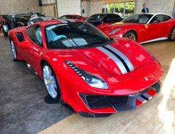 Brand New 2020 Ferrari 488 Pista