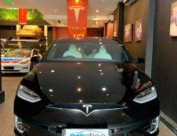 Brand New 2020 Tesla Model X Long Range Black on White