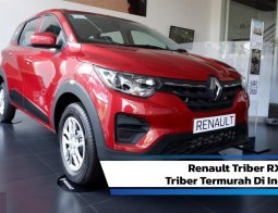 Review Renault Triber RXL 2020: Triber Termurah Di Indonesia