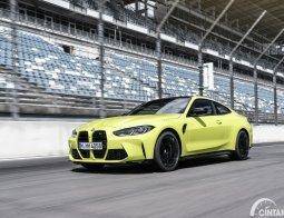 Review BMW M4 2021: Nafas Sporty 4 Series