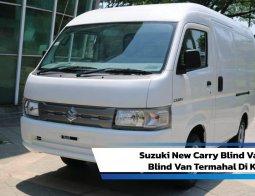 Review Suzuki New Carry Blind Van 2020: Blind Van Termahal Di Kelasnya