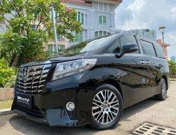 Dijual mobil bekas Toyota Alphard Q, DKI Jakarta