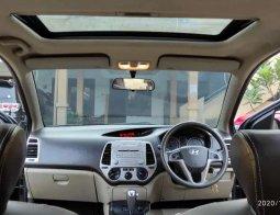 Mobil Hyundai I20 2010 dijual, DKI Jakarta