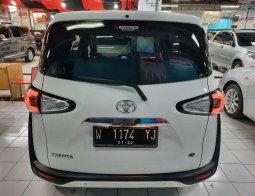 Jual Toyota Sienta G 2016 harga murah di Jawa Timur