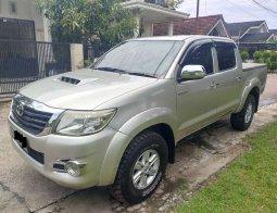 Sumatra Selatan, jual mobil Toyota Hilux G 2012 dengan harga terjangkau