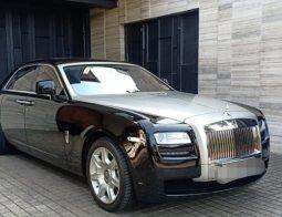 Rolls-Royce Ghost SWB 2010