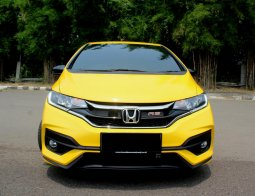 Honda Jazz RS AT 2019 Kuning