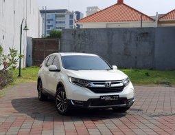 Honda CR-V Turbo Prestige 2019 Putih