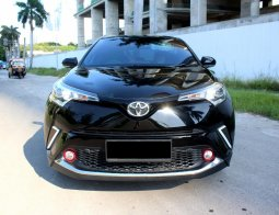 Toyota C-HR Single Tone AT 2018 Hitam