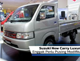 Review Suzuki New Carry Luxury 2020: Enggak Perlu Pusing Modifikasi Lagi
