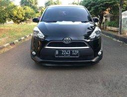 Jual mobil bekas murah Toyota Sienta G 2017 di DKI Jakarta
