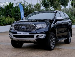 Review Ford Everest 2021: Facelift Rasa Aktualisasi