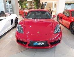 Brand New 2020 Porsche 718 Cayman
