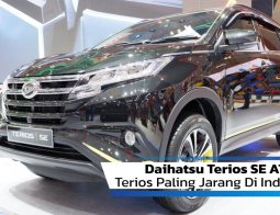 Review Daihatsu Terios SE AT 2019: Terios Paling Jarang Di Indonesia