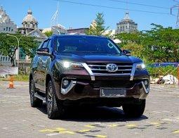 2016 Toyota Fortuner VRZ 2.4 AT 4x2 Diesel Coklat Surabaya