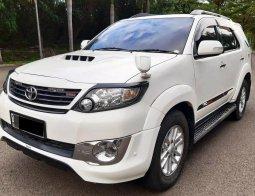 Toyota Fortuner G VNT TRD 2013 AT Diesel