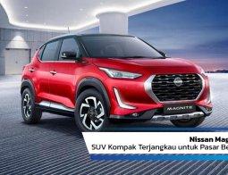 Review Nissan Magnite 2021: SUV Kompak Terjangkau untuk Pasar Berkembang