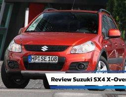 Review Suzuki SX4 X-Over 2007