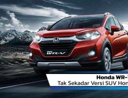 Review Honda WR-V 2020: Tak Hanya Sekadar Versi SUV Honda Jazz