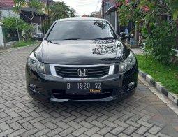 2008 Honda Accord 2.4 AT Hitam Surabaya