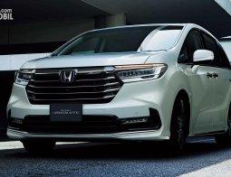 Review Honda Odyssey 2021: Kepraktisan Maksimal Khusus Pasar Jepang