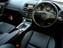 Mercedes-Benz C-Class C 280 2009 Silver
