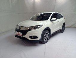 Honda HR-V 1.5 E CVT AT 2019 Putih HRV New Model Km Rendah