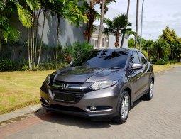 Honda HR-V 1.5 E Full Spec Automatic 2016 Pmk 2017 Grey Metalik
