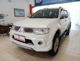 Mitsubishi Pajero Sport 2.5 Dakar Limited Sunroof AT 2013 Putih Ltd