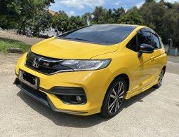 Honda Jazz RS CVT 2019 Kuning PALING LARISS!!