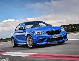 Review BMW M2 CS 2020: 'Raja Terakhir' Sportscar Kompak Bavaria