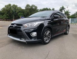 Toyota Yaris TRD Sportivo Heykers 2017 Hitam