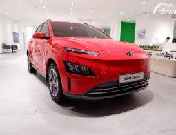 Review Hyundai KONA Electric Facelift 2021: Tambah Fitur Agar Makin Sempurna