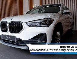 Review BMW X1 sDrive 18i 2021: Kemewahan BMW Paling Terjangkau Di Indonesia