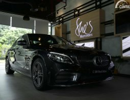 Review Mercedes-Benz C200 AMG Line Final Edition 2021: Edisi Terakhir C-Class Kode Bodi W205