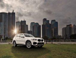 BMW X3 sDrive20i 2021: Makeover Halus Varian Entry Level