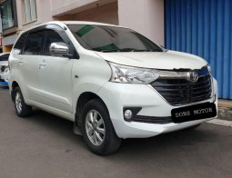 Mobil Toyota Avanza 2017 G dijual, DKI Jakarta