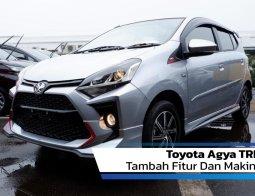 Review Toyota Agya TRD 2020: Tambah Fitur Dan Makin Sporty