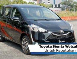 Review Toyota Sienta Welcab 2020: Untuk Kebutuhan Khusus