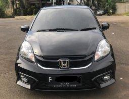 Honda Brio Satya E 2017 Hitam