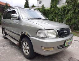 Toyota Kijang LGX 2003 Silver #SSMobil21 Surabaya Mobil Bekas