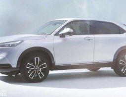 Review Honda Vezel 2021: Transformasi Desain Futuristik Honda