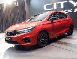 Review Honda City Hatchback RS 2021 CVT: Siap Pertahankan Takhta Honda Jazz
