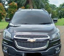 Chevrolet Spin ACTIV 2014 Hitam AT