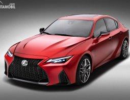 Review Lexus IS 500 F SPORT Performance 2021: Sport Sedan Buas Penantang Jerman
