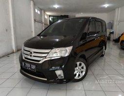 DKI Jakarta, Nissan Serena Highway Star 2014 kondisi terawat