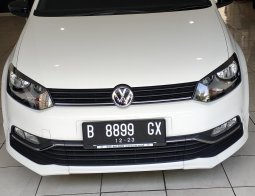 Volkswagen Polo 1.2 GT TSI AT 2018 antik KM 6,586 Asli
