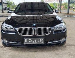 BMW 528i 2013 Black On Red Low KM Terawat TDP 110Jt