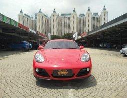 Jual Porsche Cayman 2011 harga murah di DKI Jakarta