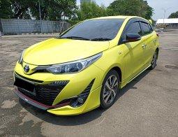 Toyota Yaris S 2020 Kuning